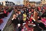 Bữa tiệc hoành tráng 1.000 người 'tiễn' ông Công ông Táo