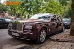 Siêu xe Rolls-Royce đắt nhất Việt Nam 'khoe dáng' ở Hà Nội