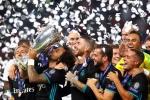 Đánh bại MU, Real vô địch Siêu cúp châu Âu