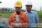 Điện lực Quảng Ngãi dùng flycam kiểm tra lỗi kỹ thuật