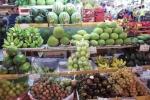 Rau quả Thái Lan, Trung Quốc 'đổ bộ' thị trường Việt Nam