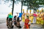 Học sinh Nghệ An chụp kỷ yếu phong cách Sơn Tinh - Thủy Tinh