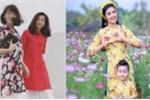 Tranh cãi gay gắt quanh 'áo dài với váy đụp': Hoa hậu Ngọc Hân lên tiếng