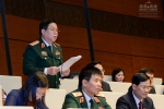Thuong tuong Nguyen Trong Nghia: 'Bao ve chu quyen, quyet khong nhan nhuong va phai co doi sach phu hop' hinh anh 1