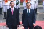 Ảnh: Lễ đón Tổng thống Hàn Quốc Moon Jae-in