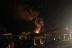 Nổ kho đạn trong đêm ở Gia Lai: 'Tôi đang ngủ tưởng nhà bị sập'
