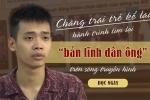 Chàng trai trẻ kể về hành trình tìm lại 'bản lĩnh đàn ông' trên sóng truyền hình VTC2