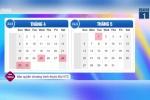 Video: Lịch chi tiết nghỉ lễ giỗ Tổ, 30/4 và 1/5/2018