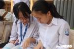 Thi tuyển vào lớp 10 tại Hà Nội: Nhiều thí sinh đến rất sớm ôn lại bài