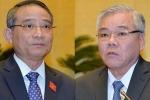 Chiều nay, Thủ tướng đề nghị QH phê chuẩn miễn nhiệm chức vụ Bộ trưởng GTVT và Tổng Thanh tra Chính Phủ