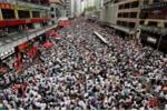 Video: Người Hong Kong tràn kín đường phản đối dự luật dẫn độ sang Trung Quốc