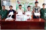 Khoi to 4 nghi pham van chuyen 38kg thuoc no o Quang Nam hinh anh 1