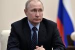 Tổng thống Putin bất ngờ ký sắc lệnh 'trảm' hàng loạt tướng lĩnh