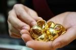 Giá vàng hôm nay 23/7: Mở đầu tuần mới, giá vàng lại tăng