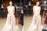 Ninh Dương Lan Ngọc gặp chấn thương khi quay phim hành động