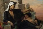 Bất ngờ với cách thử thai thời cổ đại, phụ nữ chỉ cần đi tiểu trên nắm hạt lúa mỳ