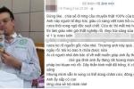 Sự thật chàng trai người Bỉ bị mù mắt vì ngộ độc rượu ở Hà Nội