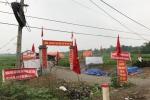Hình ảnh mới nhất ở Đồng Tâm sau đối thoại với ông Nguyễn Đức Chung