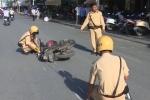 Lái xe gây tai nạn, đưa nạn nhân đi cấp cứu rồi bỏ trốn