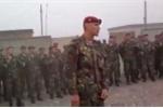 Xem các binh sĩ Nga hát Rock