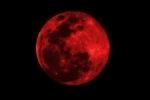 Những đồn đoán kinh khủng về hiện tượng trăng máu