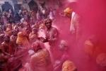 Holi - 'Lễ hội sắc màu' độc đáo ở Ấn Độ