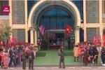 Video trực tiếp: Chủ tịch Triều Tiên Kim Jong-un lên tàu hỏa rời Việt Nam