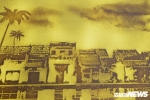 Ảnh: Độc đáo không gian Vườn Giấy Việt ở phố cổ Hội An