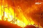 Cháy rừng ở Sóc Sơn Hà Nội: Vì sao đám cháy kéo dài nhiều giờ?