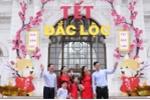 Vui Tết gắn kết , sắm quà Đắc Lộc tại Vincom