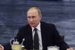Tổng thống Putin: 'Ý tưởng về chiến tranh hạt nhân Mỹ - Triều là điều điên rồ'