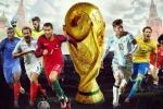 Kết quả bóng đá World Cup 2018 hôm nay mới nhất