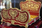 Cận cảnh long sàng dát vàng của vị hoàng đế nhiều tai tiếng bậc nhất triều Nguyễn