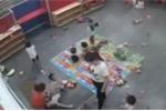 Phẫn nộ cô giáo mầm non bạo hành trẻ dã man ở Nghệ An