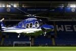 Video toàn bộ quá trình trực thăng chở Chủ tịch Leicester chao đảo trước tai nạn thảm khốc