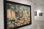Triển lãm tranh cá nhân của họa sĩ Lê Minh Đức: Thần thái