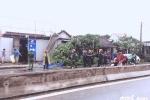 Bão số 10 tàn phá Thừa - Thiên Huế: Hàng trăm nhà dân tan hoang, cây bị quật đổ ngang thân