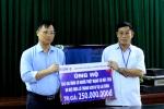 BIDV dành hơn 300 triệu đồng hỗ trợ gia đình các nạn nhân bị lũ quét tại Lai Châu, Hà Giang