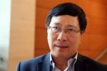 Phó Thủ tướng Phạm Bình Minh: Lần đầu nhiều nguyên thủ đến thăm Việt Nam