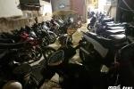 Cận cảnh bãi giữ xe quán nhậu 'đại náo' UBND phường ở TP.HCM