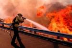 Thảm hoạ cháy rừng ở California: 71 người chết, hơn 1.000 người mất tích