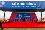 Video: Chính thức khởi công xây dựng đường đua F1 tại Hà Nội