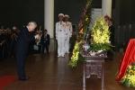 Ảnh: Lãnh đạo, nguyên lãnh đạo Đảng, Nhà nước tới viếng Trung tướng Đồng Sỹ Nguyên