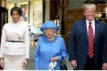 Tong thong Trump bi chi trich vi 'phot lo' nu hoang Anh Elizabeth II hinh anh 5