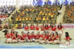 Video: Nữ sinh Học viện Cảnh sát 'cháy' hết mình với điệu nhảy dân vũ
