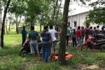 Thi thể trong bao tải nghi bị sát hại ở Bình Phước