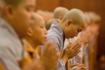 Phật tử TP.HCM cầu nguyện cho Chủ tịch nước Trần Đại Quang