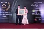 Van Phu - Invest duoc vinh danh la Nha phat trien bat dong san tot nhat Ha Noi hinh anh 1