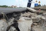 Xói lở tại tuyến đường 1.440 tỷ đồng: Lãnh đạo Sở GTVT Quảng Nam lên tiếng