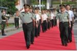Biên phòng Việt Nam, Trung Quốc diễn tập chống khủng bố
